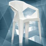 Напольный Stackable пластичный стул, белый пластичный стул