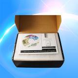 時間の出席(Multibio700-H)のFace/RFIDのカードか指紋アクセスコントローラ