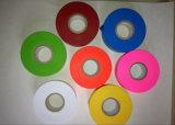 De hoogst Zichtbare Weerspiegelende Fluorescente Band van de Isolatie van de Kleur PVC/Vinyl Markerende