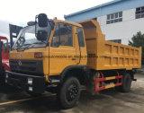 Dongfeng 4*2ダンプトラック10トンのダンプカーの貨物自動車のトラック10の車輪の