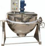 販売/蒸気のJacketed調理の鍋のための電気Jacketedやかん