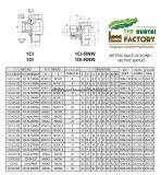 Проходной гидравлический переходник от переходника для шланга Manufactory