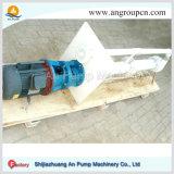 Doublure en caoutchouc en métal élevé de chrome/pompe de carter de vidange résistante à la corrosion chimique