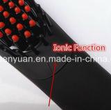 2016 neuf obtiennent le cheveu rapide du redresseur Nasv-300 de cheveu d'anion le balai que droit Anti-S'ébouillantent le balai statique de redresseur de cheveu avec l'écran LCD