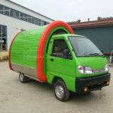 Les grosses roues fenêtres coulissantes électriques panier alimentaire mobile