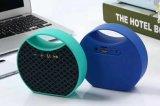 Mini altofalante de Bluetooth com o excitador de FM e de USB da sustentação
