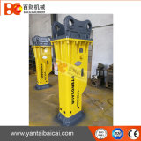Disjuntor hidráulico do martelo da máquina escavadora com qualidade coreana (YLB1400)