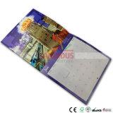 안장 스티치 완벽한 바인딩 두꺼운 표지의 책을 인쇄하는 큰 책 카탈로그