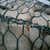Gabion Box para piedra jaula con malla de alambre