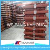 Boccetta di modellatura con la strumentazione della fonderia di alta qualità