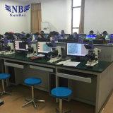 Microscopio biologico di vendita della Cina delle teste calde del fornitore due