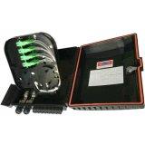 FTTH Kasten-Faser-Optikanschlußkasten PLC-Kasten 16cores