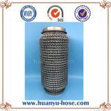 Malha de Aço Inoxidável Auto Net tubo flexível de escape