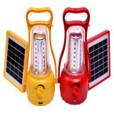 Solar Panel中国SupplierのプラスチックHigh Power Camping Light