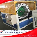 Máquina suave reforzada fibra plástica del tubo del PVC