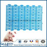 Listones de plástico de piso para el cerdo y granja de cabras