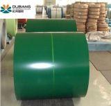 Pre-Painted оцинкованной стали катушек с зелеными PPGI