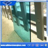 vidro laminado do edifício do azul de 6.38mm com própria fábrica