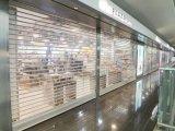 Предкрылок поликарбоната для прозрачной двери штарки ролика поликарбоната