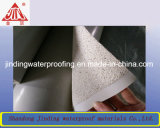 HDPE autoadhesiva Pre-Applied Membrana impermeable para techo Flate