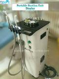 Unidade dental portátil da sução do ejetor do Saliva da bomba de vácuo