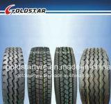 Chinesischer Herstellungs-LKW-Gummireifen 12r22.5, 80r22.5, 75r22.5