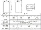 Opzs De Reeks 2V420ah van de batterij met Tubulaire Platen voor Telecome/UPS/Railway/Security/Medical/Alarm/Cable TV Appliation