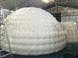 새로운 디자인 최신 판매 팽창식 밀봉된 돔 천막