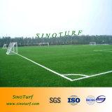 Tappeto erboso artificiale di gioco del calcio, tappeto erboso sintetico di calcio, tappeto erboso falso di sport, tappeto erboso di Futsal