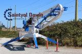 Spider parado a colocação de pulverização com 13m, 15m, 17m de Colocação de raio e peso leve