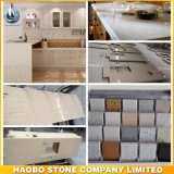 Granit Marble Quartz Countertop pour Kitchen Bathroom