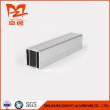 Profilo di alluminio d'anodizzazione d'argento a della tenda