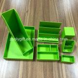 6 unidades de escritorio Papelería Cardobard elegante papel para uso de oficina