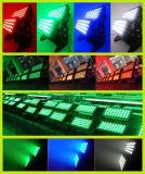 72PCS 8W 직업적인 방수 LED 4 In1 세탁기 옥외 빛