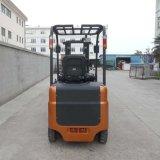 Un carrello elevatore elettrico da 2 tonnellate con la batteria ed il caricatore Cina (CPD20E)