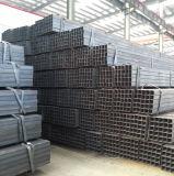 ASTM A500 warm gewalztes Quadrat und rechteckiges geschweißtes Stahlgefäß
