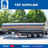 Titaan 40000 45000 50000 Liter de Aanhangwagen van de Tank van Transportion van de Tank van de Brandstof van de Eetbare Olie en van het Latex