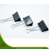 51 mm de color y Negro Binder Clips