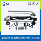 Aac29142 Haute Performance les plaquettes de frein Kits de pièces automobiles