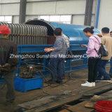 Lehm betätigter Kohlenstoff-Diatomit-Perlstein-Zeolith-Öldruck-Blatt-Filter