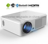 Androides WiFi LED Projector mit Bluetooth Heimkino Projector 2500lumens