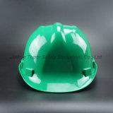 건축재료 안전 헬멧 기관자전차 헬멧 HDPE 헬멧 (SH502)
