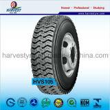 Extraction Using les pneus spéciaux de camion (12R22.5)