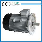 Motor de ventilação trifásico de quadro de alumínio para refrigerador de ar