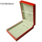 [هوتسلس] عادة صلبة ورق مقوّى ورقة هبة جوهرة يعبّئ صندوق