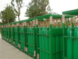 баллон Aluminum углекислого газа 40L 50L High Pressure Acetylene Nitrogen Oxygen Argon