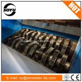 Neumático de la desfibradora del neumático que recicla la máquina