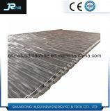 MetallEdelstahl-Maschendraht-Förderband für Lebensmittelindustrie