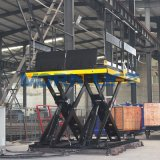 De Lift van het Platform van de Schaar van de Lading van het pakhuis