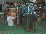 Macchina di rifornimento liquida della Doppio-Testa pneumatica completa verticale senza elettricità (500-5000ml)